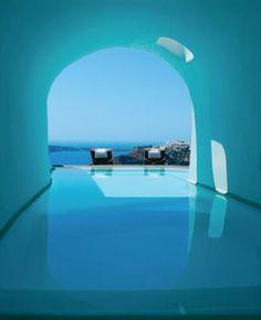 Perivolas Hotel - Santorini, Greece