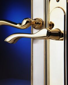 How to Clean Brass Outside Door Handles