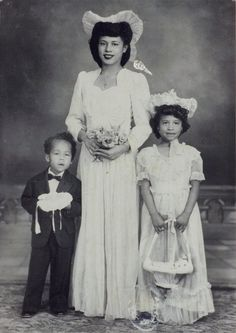 african americans in 1940's   African American History and Culture / 1940's wedding.