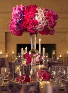 12 Stunning Wedding Centerpieces - 28th Edition   bellethemagazine.com
