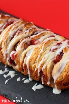 Cranberry Spice Pull Apart Loaf