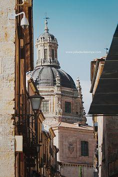 Arquitectura en Salamanca. #CastillayLeon #Spain