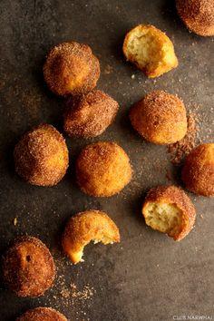 Mini Churro Muffins