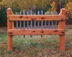 4ft Musical Fence by Natural Playthings