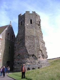 Dover Castle Lighthouse