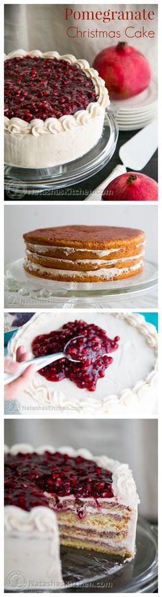 This #Christmascake