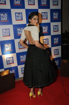 Sonam Kapoor - obsessed with her style!