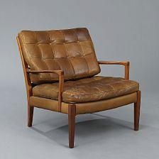 Arne Norell easy chair