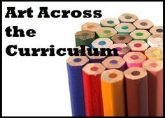 Lesson Ideas on Ways to Incorporate Art Across the Curriculum