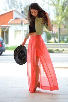 Sweet skirt!