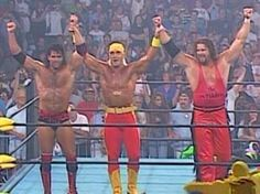 WCW Bash at the Beach.... Birth of The NWO