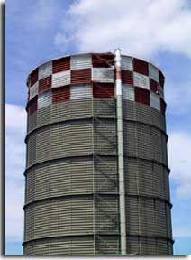 The Kokomo Gas Tower
