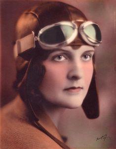Gladys O'Donnell – Aviatrix