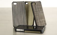 chilewich iphone cases