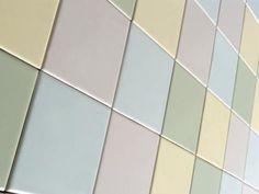 How to Paint Glazed Ceramic Tile