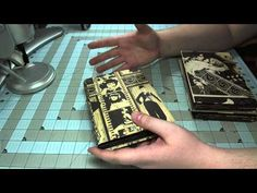 Graphic 45's Scrapper Showdown! Kathryn Krieger's amazing video about her beautiful altered art box from the G45 Scrap Off! #graphic45