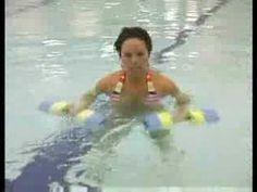 Water Aerobics Exercises : Water Aerobics Bicep Curls