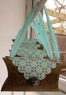 pillow box, idea, paper craft, color, pillowbox, bags