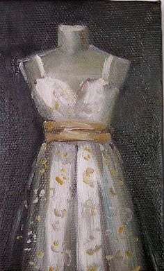 The White Dress   Janet Hill
