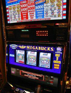 Megabucks slot maskine 8vinf