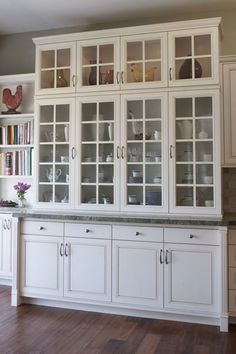 Great built-in for the kitchen