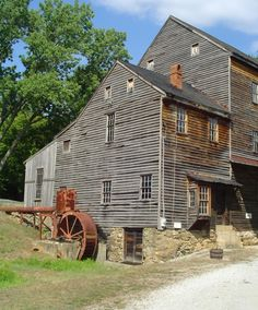 Woodson's Mill by tcpix, via Flickr