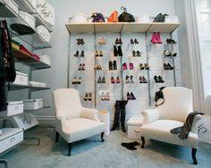Shoe Closet Inspiration 1
