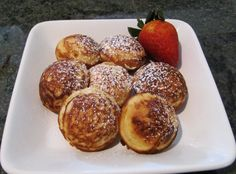 Aebleskivers recipe ~ The Cowgirl's Foodie Blog
