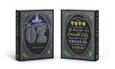 Puffin Chalk: The Wizard of Oz