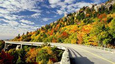 Blue Ridge Parkway Asheville, North Carolina
