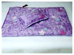 18 Inch American Girl Doll Sleeping Bag by BonJeanCreations, $17.49