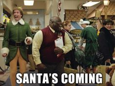 god, santa, funni, christmas, quot