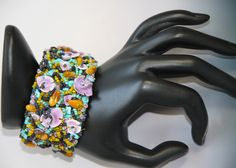 Reefscape Embroidered Cuff