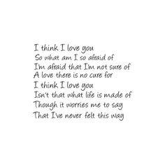 Mine & Seth's song. <3
