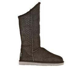 Cozy Tall Python Women's Beva Boot