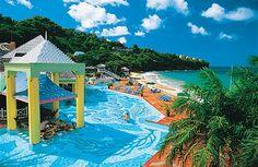 St Lucia--ahhh!