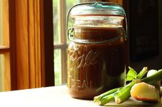 Rhubarb barbecue sauce | Local Kitchen