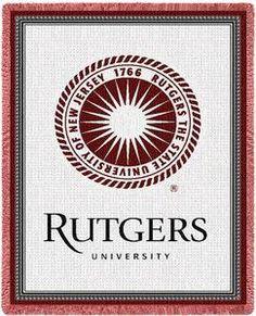 Rutgers University Stadium Blanket