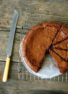 BROWNIE CAKE >> Oh my yum!