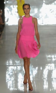 Mercedes-Benz Fashion Week : CHADO RALPH RUCCI SPRING 2013 - I would love to own this!