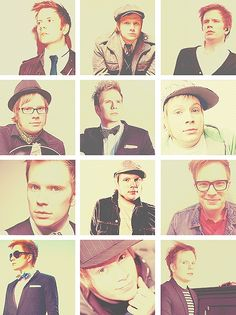 Patrick Stump - fall out boy