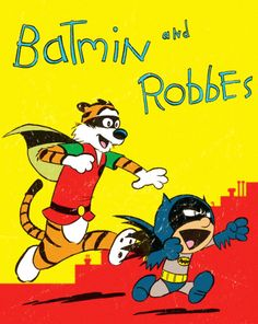 Batmin & Robbes