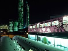 Old Subway Cars Transformed into London Art Studios | Inhabitat - Sustainable Design Innovation, Eco Architecture, Green Building