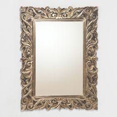 Brielle Carved Mirror | World Market