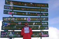 januari 2014, 19341 club, highest peak, reach africa, africa highest