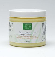Babassu Cream Deep Conditioner