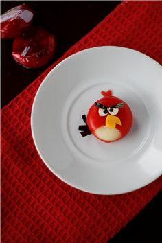 Angry birds babybel