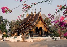 From my recent trip to the beautiful country of Laos - The Mystical Riches of Luang Prabang