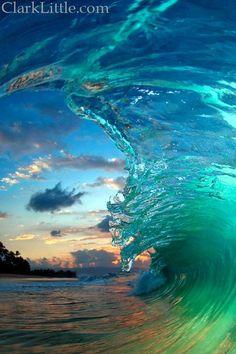 CLARK LITTLE- Wave