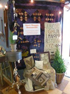Maggie's great designs. Cottonwood Lane Primitives